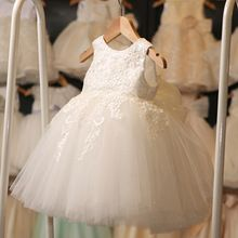RBVH Vintage Newborn Baby Girls Naming Baptism Christening Bow Lace Gown Dress