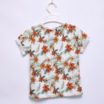 Baby K Boys Girls Cool Round Neck Casual Cotton T-Shirt Top