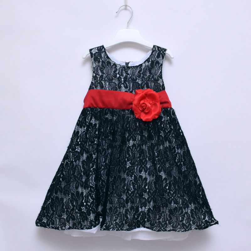 Lilybird Baby Girl Sleeveless Quality Party Occasion Dress