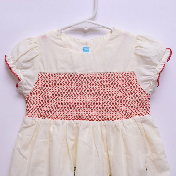 Little Bird Baby Toddler Girl Pure Cotton Party Summer Dress