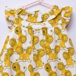 Next Baby Girls Toddlers Party Wedding Outing 2 Piece Set Cotton Underwear Dress