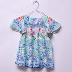 Next Baby Girls Toddlers Party Wedding Special Occasion Cotton Floral Cute Dress