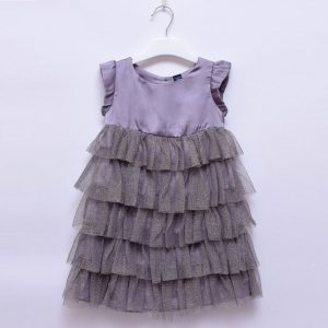 Baby Gap 3 Years Girls Silk Party Birthday Church Gown Dress