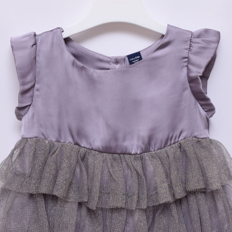Baby Gap 3 Years Girls Quality Party Birthday Church Gown Dress ...