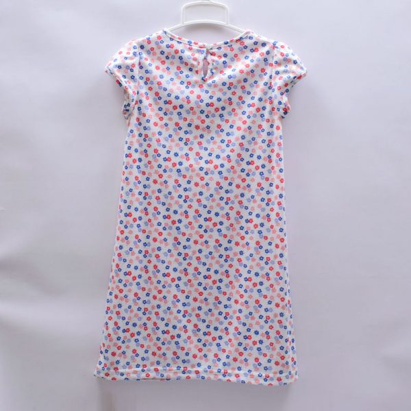 Mothercare Quality Girls Casual Indoor Outdoor Flower Dress
