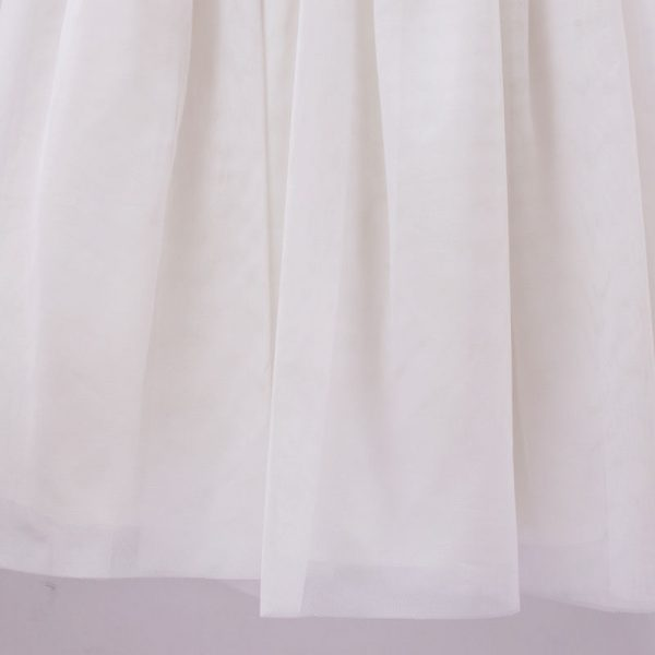 Tom & Jo 12 Years Girls White Birthday Party Wedding Dress