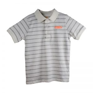mothercare uk baby boys polo golf stripe t-shirt casual top t-shirt polo golf shirt top casual indoor outdoor party beach dress boys kids teenager age years child deluxe closet gh accra ghana 10