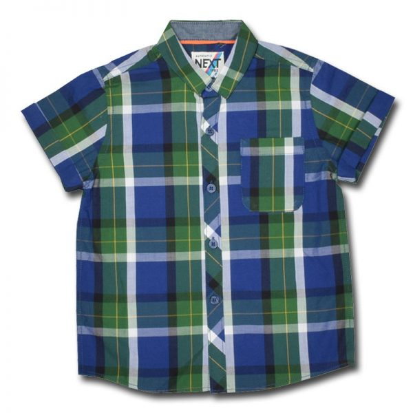 authentic next uk 3 years boys party short sleeve shirt top short sleeve shortsleeve shirt top boys girls men women clothing top button polo golf casual t-shirt deluxe closet gh accra ghana 10