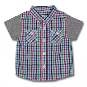 kitchoun baby boy cotton short sleeve shirt for casual wear t-shirt polo golf shirt top casual indoor outdoor party beach dress boys kids teenager age years child deluxe closet gh accra ghana 10