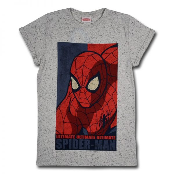 marvel ultimate spider-man 12 years boys casual t-shirt top short sleeve shortsleeve shirt top boys girls men women clothing top button polo golf casual t-shirt deluxe closet gh accra ghana 10