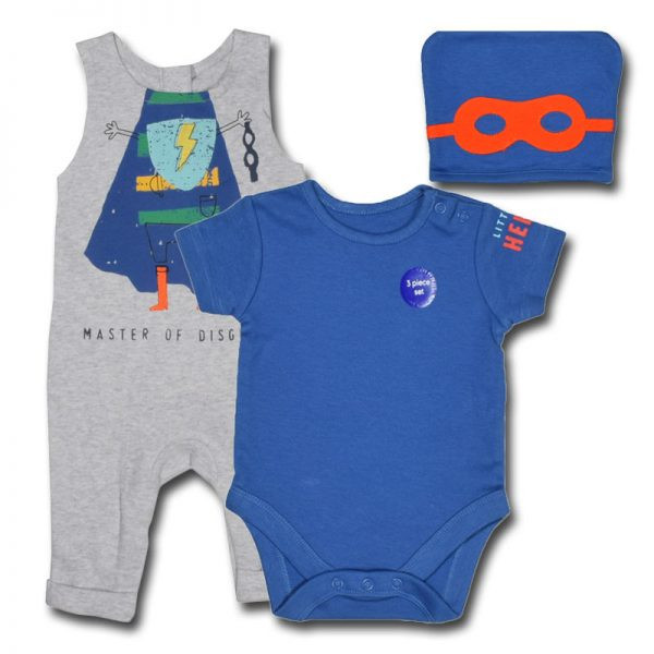 mothercare uk 0 to 3 months baby 3 piece set bodysuit hat sleepsuit bodysuit romper onesie newborn baby boys girls children night pyjamas dress night clothing deluxe closet gh accra ghana 40
