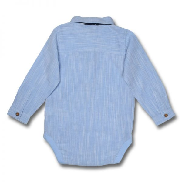 next uk baby boy cotton light blue long sleeve with bow tie longsleeve long sleeve shirt top clothing boys girls baby men women children kid t-shirt trouser dress deluxe closet gh accra ghana 20