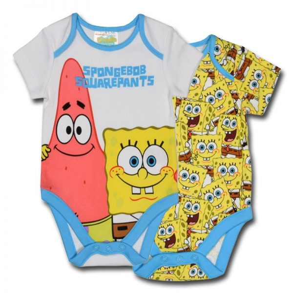 nickelodeon 0 to 3 months baby boy cotton 2 piece bodysuit sleepsuit bodysuit romper onesie newborn baby boys girls children night pyjamas dress night clothing deluxe closet gh accra ghana 30