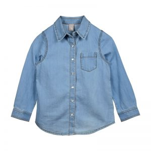 tu uk 4 years old girls pure cotton blue long sleeve shirt longsleeve long sleeve shirt top clothing boys girls baby men women children kid t-shirt trouser dress deluxe closet gh accra ghana 10