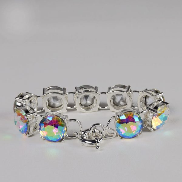 quality multi-colour crystal chain link bracelets women bracelets bangles beads fashion accessories jewelry jewellery charm chain necklaces women men girls ghana accra deluxe closet gh 31