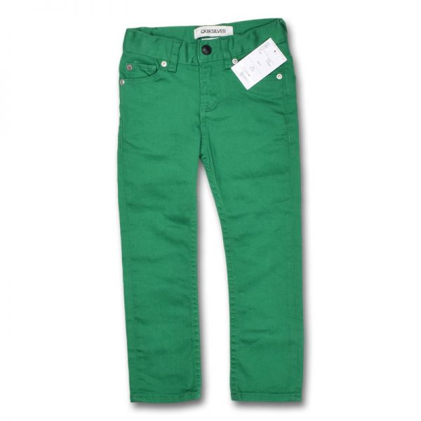 quicksilver 5 years boys green jeans cotton casual trouser trouser pant shorts down clothing dress boys girls men women kids colour knicker suit down long length ghana accra deluxe closet gh 10