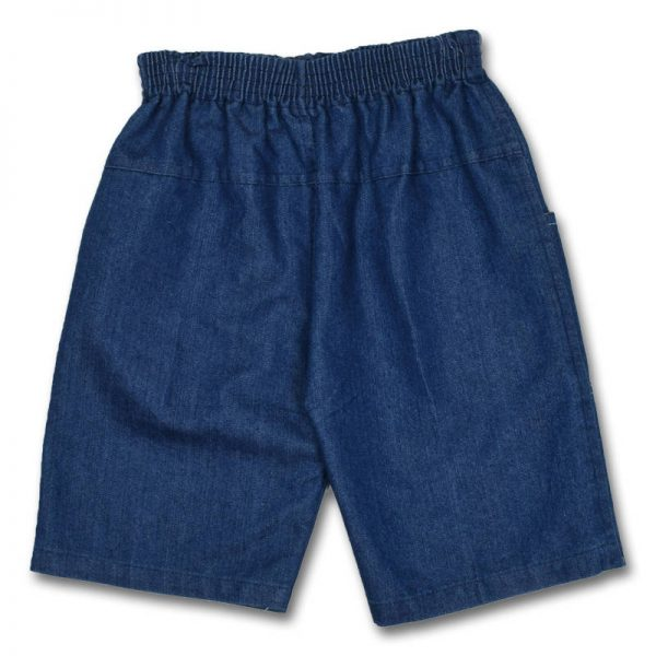 zicco cotton elastic waist blue shorts for boys 24 months shorts knicker down boys girls kids baby casual pants children knee length under dress skirts clothing ghana accra deluxe closet gh 20