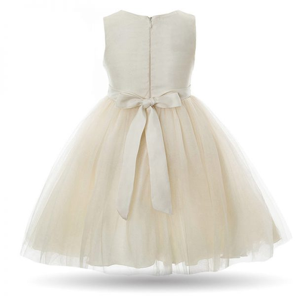 cream baby girls birthday party flower wedding gown dress ghana accra dress baby girls child years old kids straight infant clothing party birthday outing occasion wedding deluxe closet gh 10